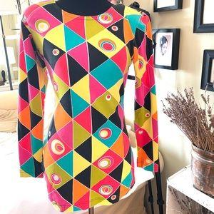 Dresses & Skirts - Great vintage blouse or mini